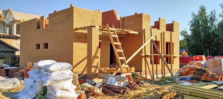 Сроки строительства дома. За сколько времени можно построить дом?