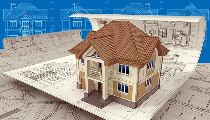 сколько занимает строительство дома