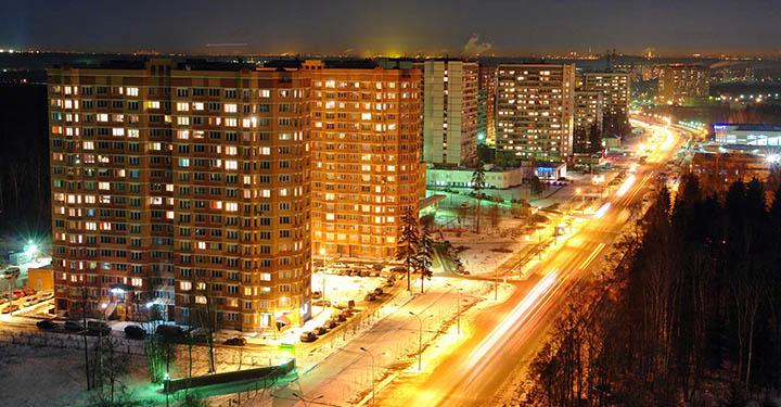Город Троицк - наукоград с московской пропиской