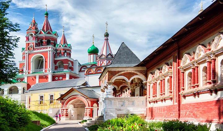 Звенигород: Подмосковный культурный кластер