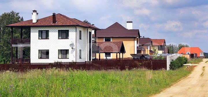 Лучшие места для постройки дома по Киевскому шоссе