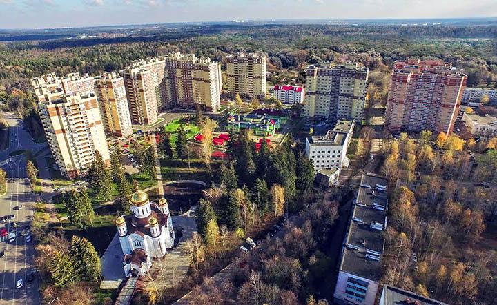 Закрытый город Краснознаменск: спокойствие и комфорт