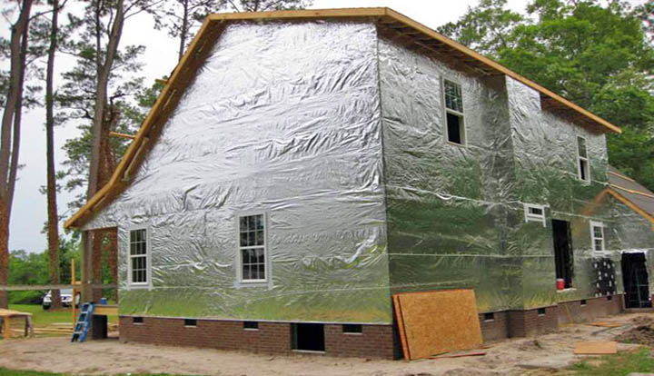 Современные утеплители для загородного дома