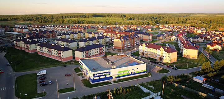 Ступино: один из самых развитых городов Московской области
