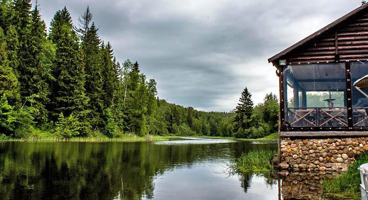 Все прелести отдыха на Истринском водохранилище