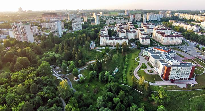 Районы, города и округа Московской области. Рейтинг по качеству жизни