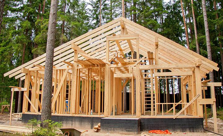 Из чего строят коттеджи в Подмосковье? И какие дома стоят дешевле всех?