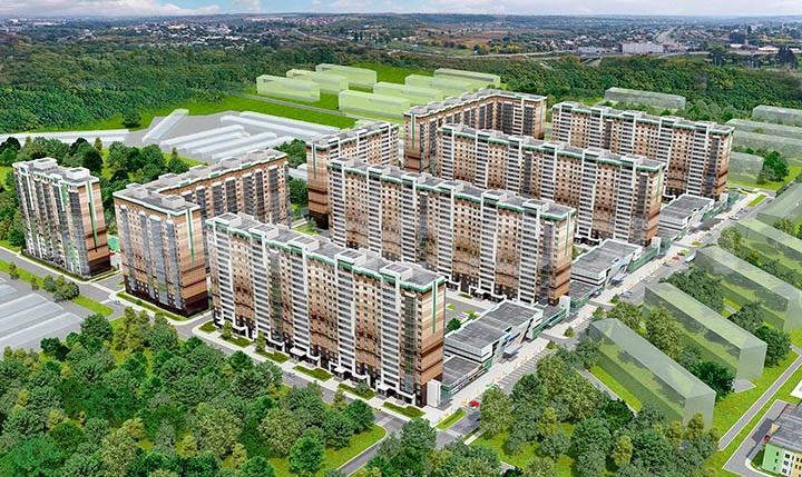 К чему приведет застройка Ближнего Подмосковья высотками и жилыми комплексами?