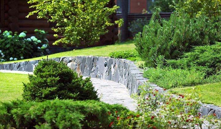 Геопластика загородных участков. Что это такое и как делается?