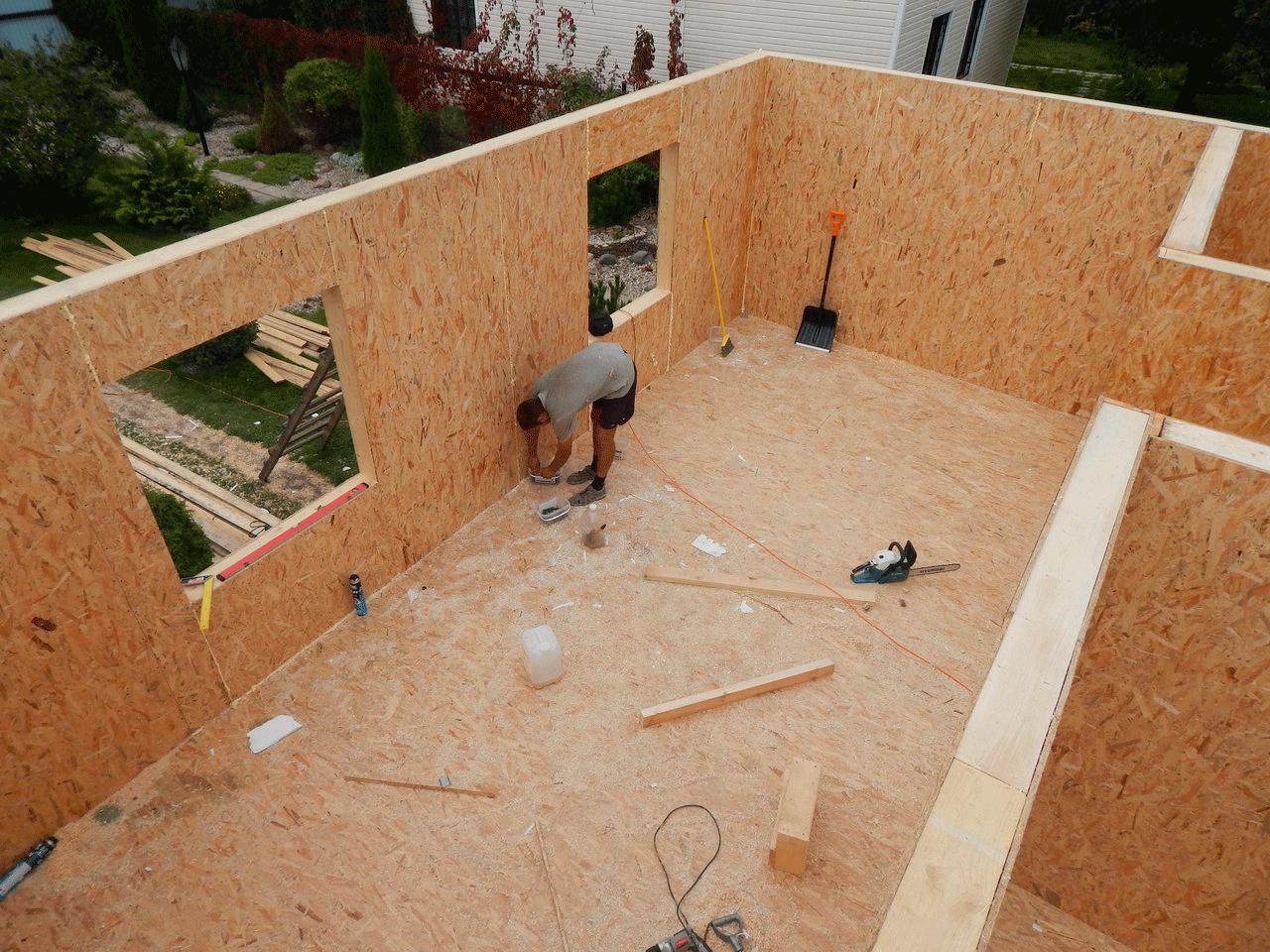 построить дом самостоятельно цена
