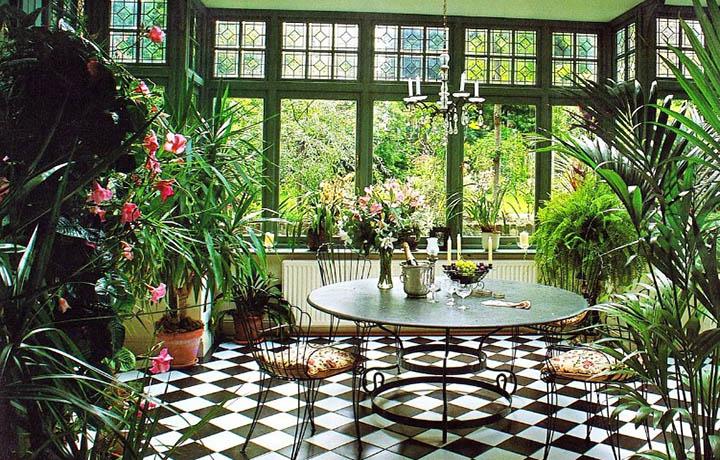 Зимний сад. Можно ли его создать в уже построенном загородном доме?