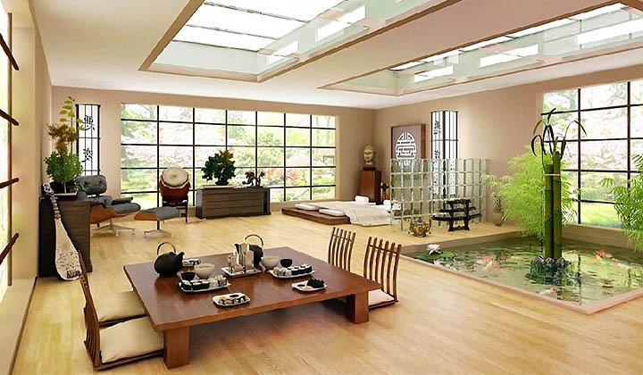 """Необычные стили интерьера для загородного дома. Дизайн """"под старину"""""""