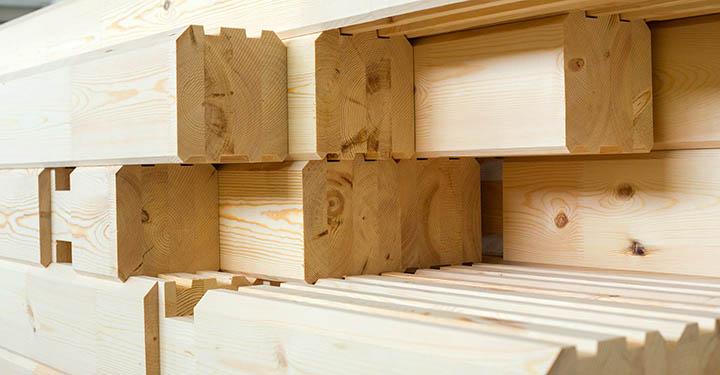 Чем отделать (обшить) пол и стены в деревянном доме, даче?