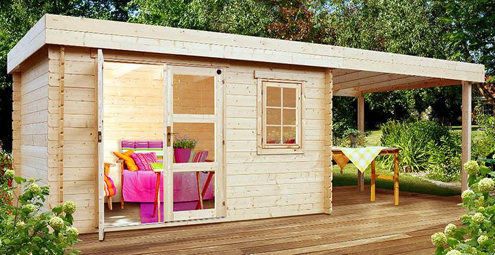 Надворные постройки. Как строятся бытовка, летняя кухня, гостевой дом?