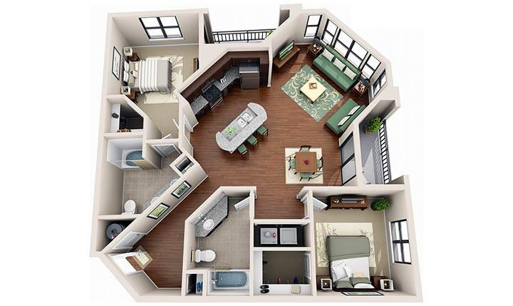 Проекты домов под ключ. Как выбрать подходящий? И сколько это будет стоить?