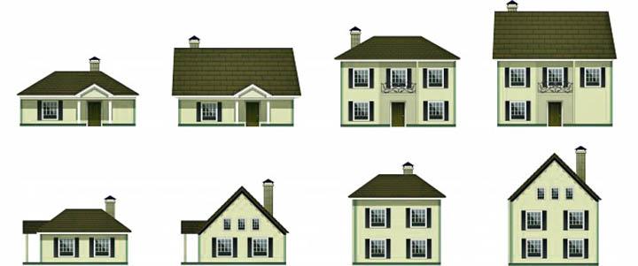 Строительство дачного дома. С чего начать? От идеи и проекта до готовой дачи
