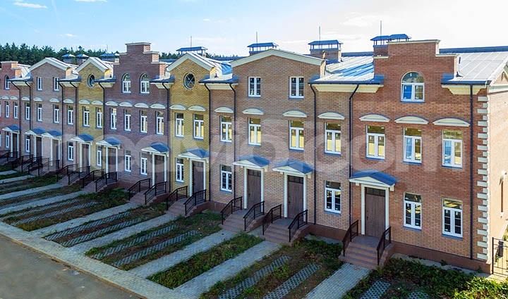 Является ли таунхаус альтернативой квартире в Москве?