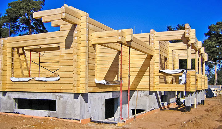 Что надо знать о домах из клееного бруса? Полезная информация для будущих владельцев