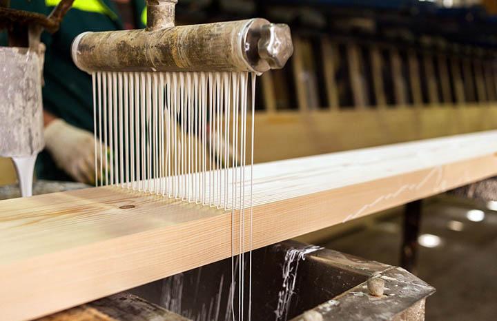 Что такое клееный брус? Технология изготовления и особенности применения