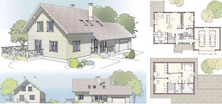 Выбираем проект и планировку собственного дома