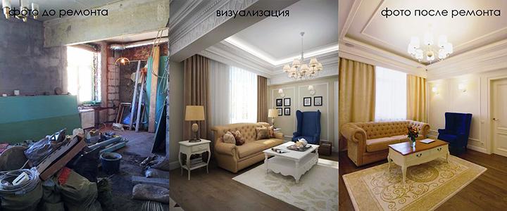 Косметический ремонт, капитальный и реконструкция дома. В чем разница?