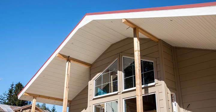 Водоотведение кровли (крыши) дома. Как и из чего она устроена?