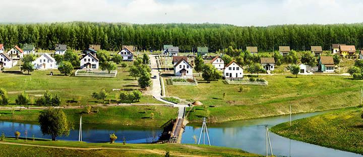 Дома и участки в пригородах Москвы. Чем они хороши?