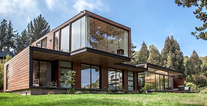 Большие окна в доме - красота, которая требует жертв