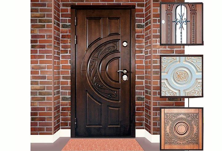 Как подобрать входную дверь для загородного дома?