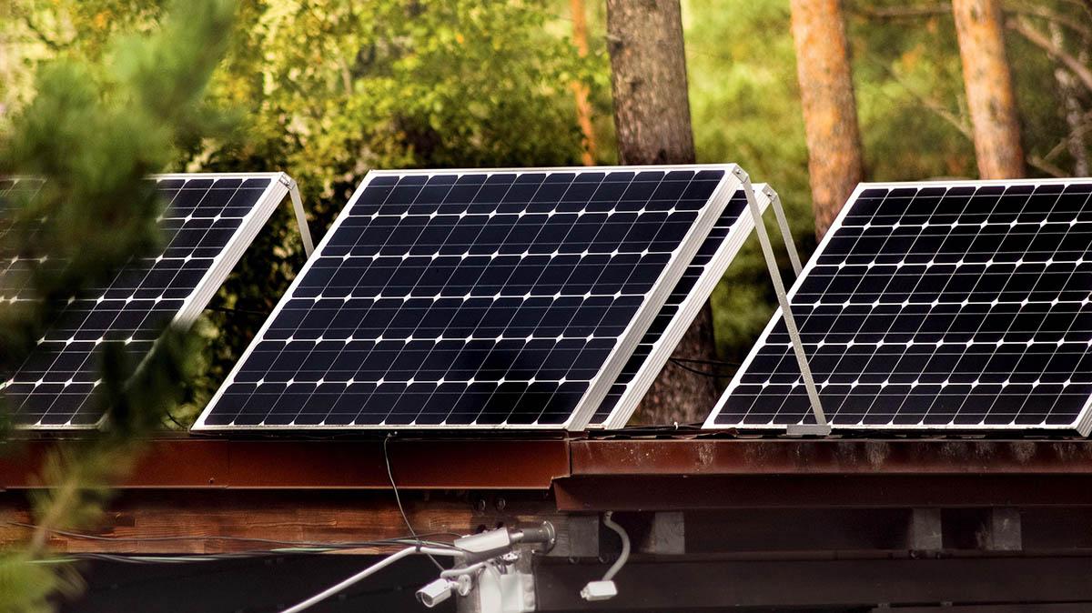 Солнечные батареи для частного сектора