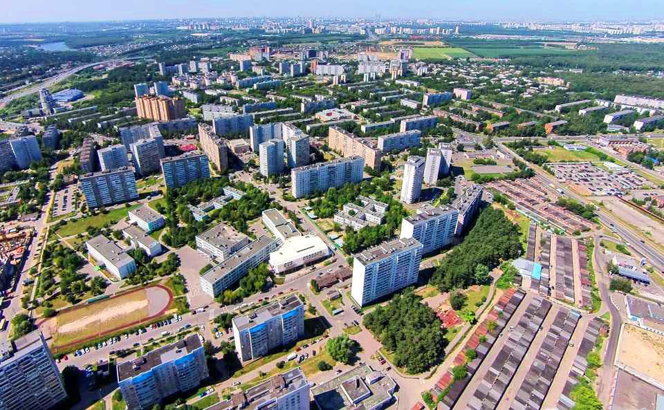 Город видное новостройки фото последний