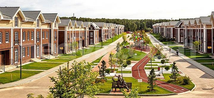 Современные коттеджные поселки. Чем они отличаются от тех, что были построены 10-15 лет назад?