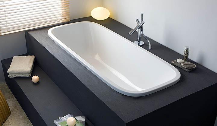 Выбираем ванну в дом. В чем преимущества акриловых ванн?