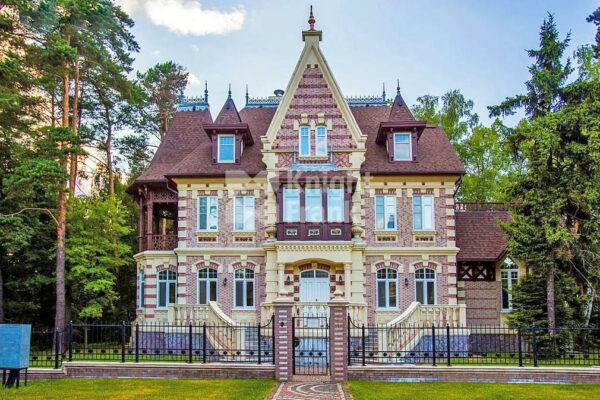Продам дом 603 кв. м. на Минском шоссе, КП Довиль