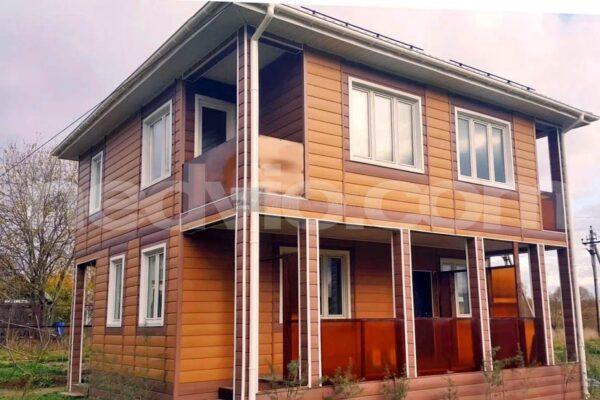Продам дом 169 кв. м. в Новой Москве, д. Марушкино, СПК Ветераны Победы