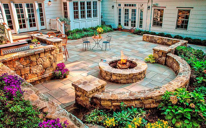Строительные камни: натуральные и исскуственные. Какие они бывают?