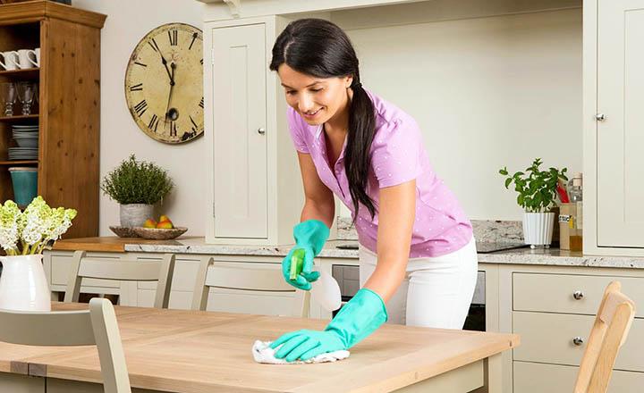 Идеально чистый дом без химических чистящих средств. Возможно ли это?