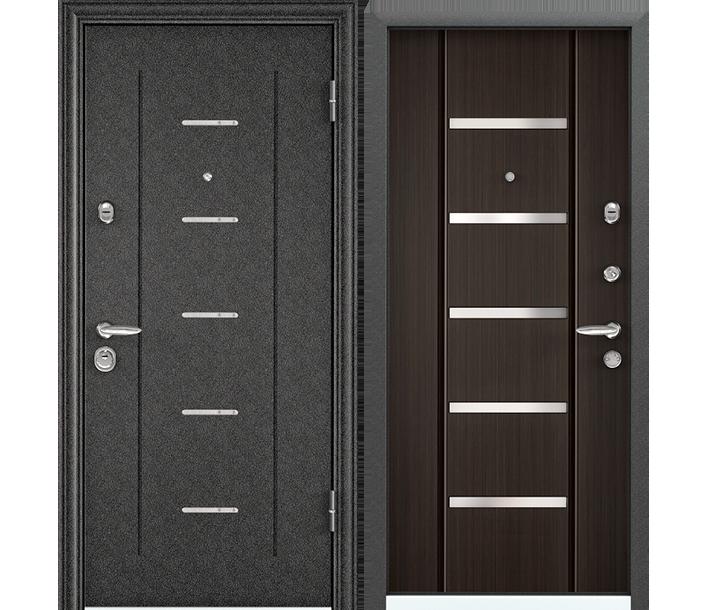 Как выбрать металлическую входную дверь?