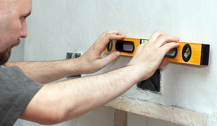 Выравнивание стен штукатуркой своими руками. Все этапы