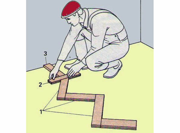 Паркетная доска. Технология укладки, ремонта и восстановления