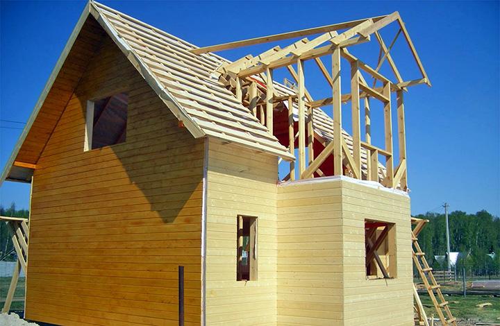 С чего начать строительство каркасного дома?
