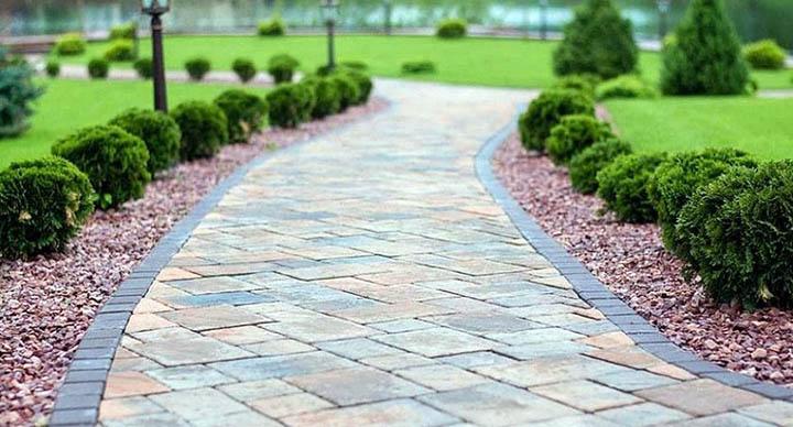 Тротуарная плитка и брусчатка. Какую толщину выбрать?