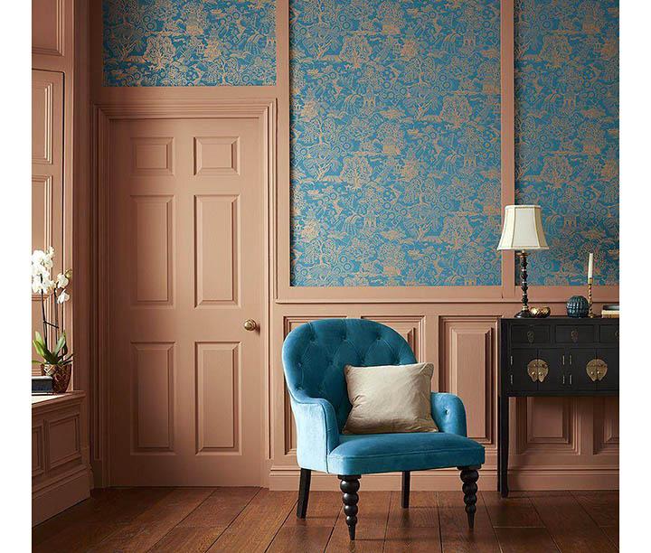 Как создать оригинальный интерьер дома (коттеджа), имея ограниченный бюджет?