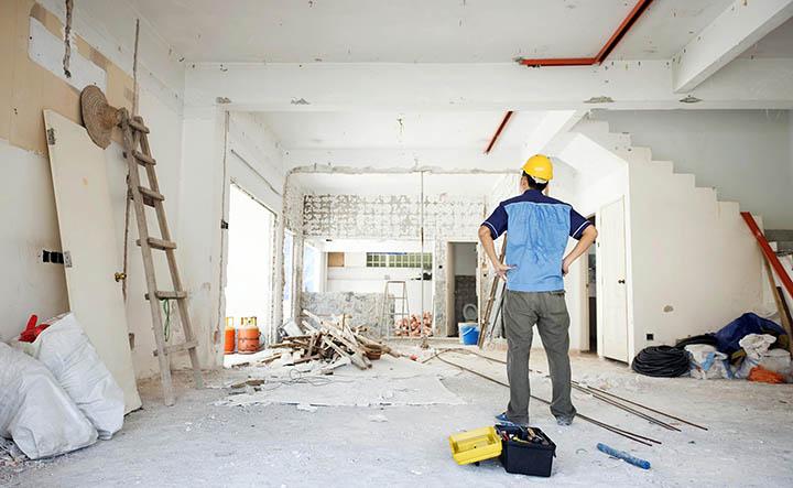 Что входит в услугу ремонта загородных домов под ключ?