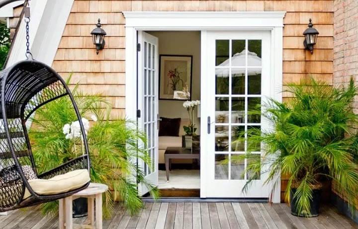 Выбор балконной / террасной двери. Что нужно учесть?