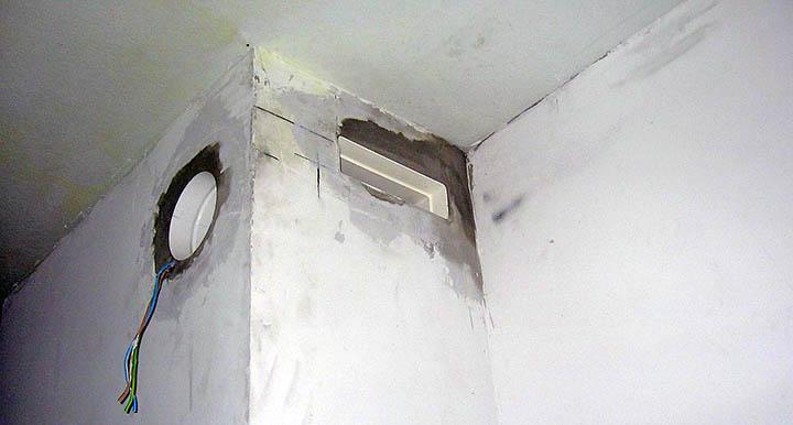 Нужно ли делать вентиляцию на даче (коттедже)?