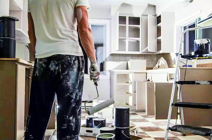 Как подготовить дом к предстоящему ремонту?