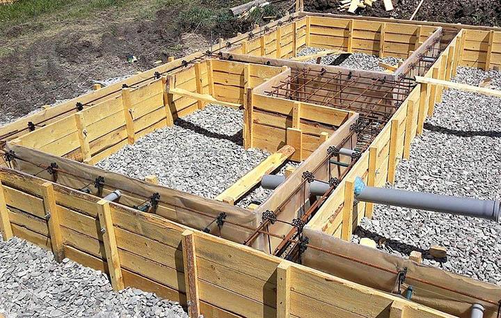 Опалубка для заливки бетона купить бетон м300 цена за куб москва