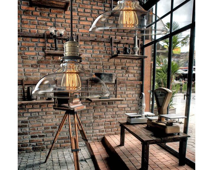 Идеи дизайна домов и квартир в стиле Лофт